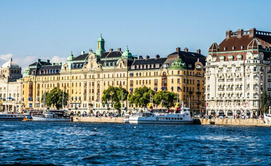 De tre bästa arkitekterna i Skandinavien